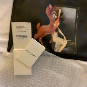 Bambi Givenchy Clutch